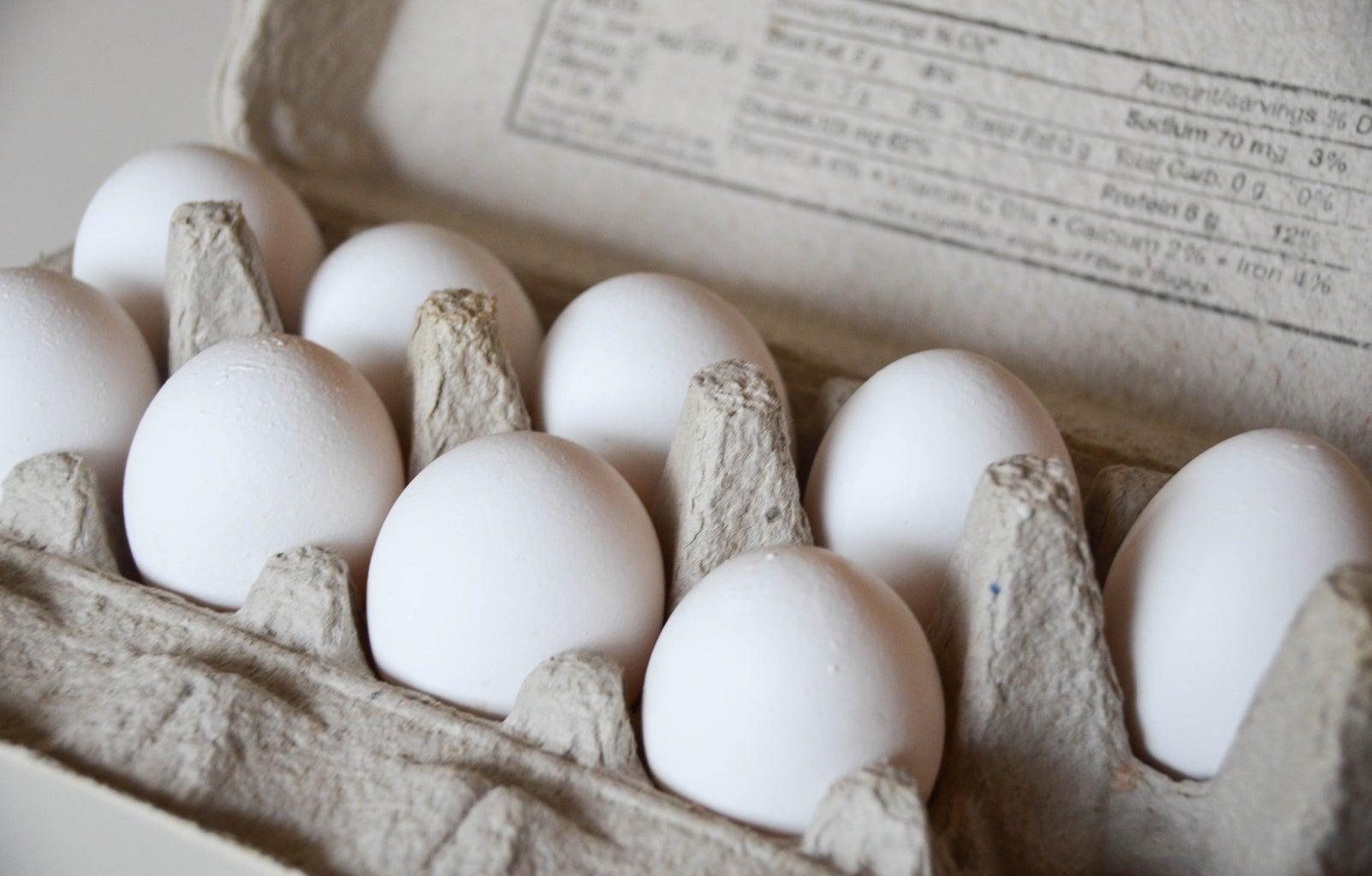 Eggs Egg Carton
