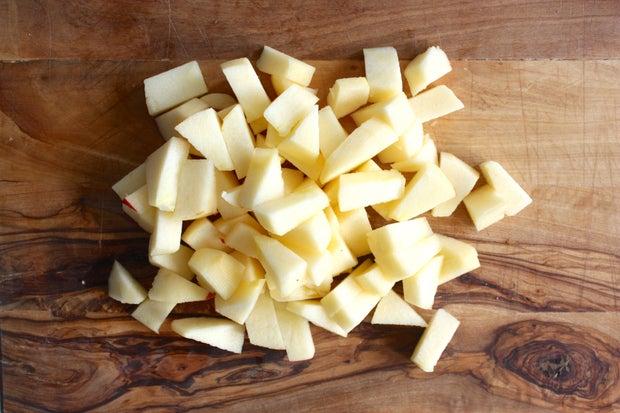 Apple Chopped