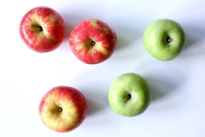 Apples Mixed Kristine Mahan