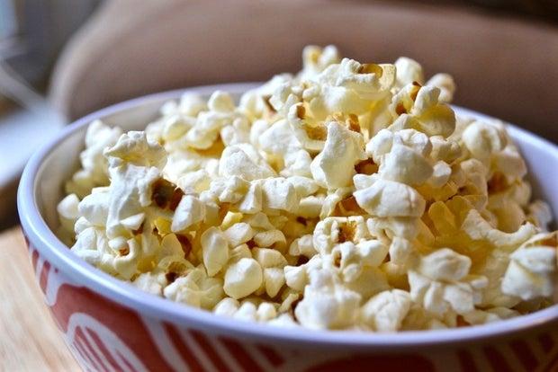 Popcorn Popped