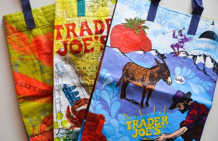 Trader Joe\'S Reusable Bag