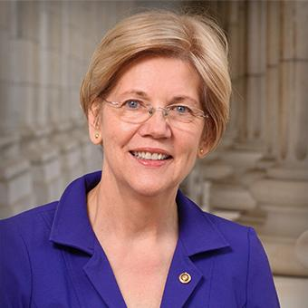 Official Portrait Elizabeth Warren