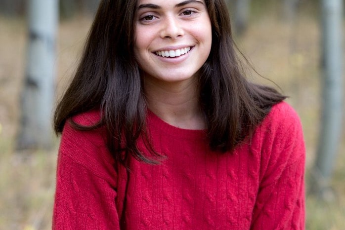 photo of Kate Citron for the profile written about her