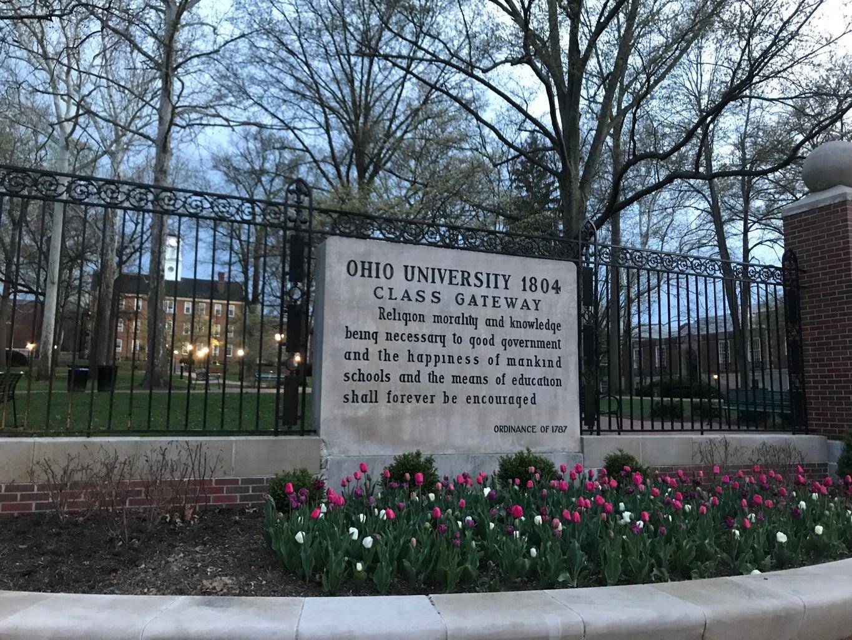 Ohio University Class Gateway