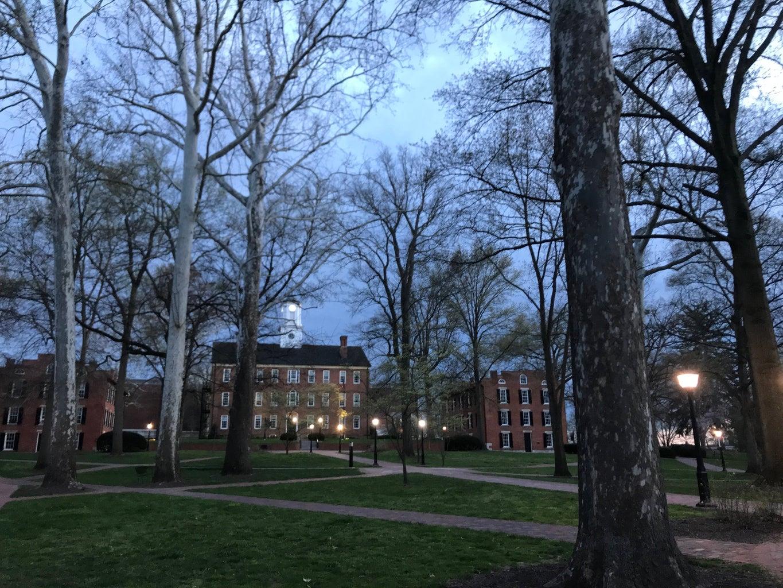 Ohio University College Green