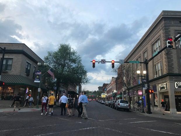 Ohio University Court Street Athens