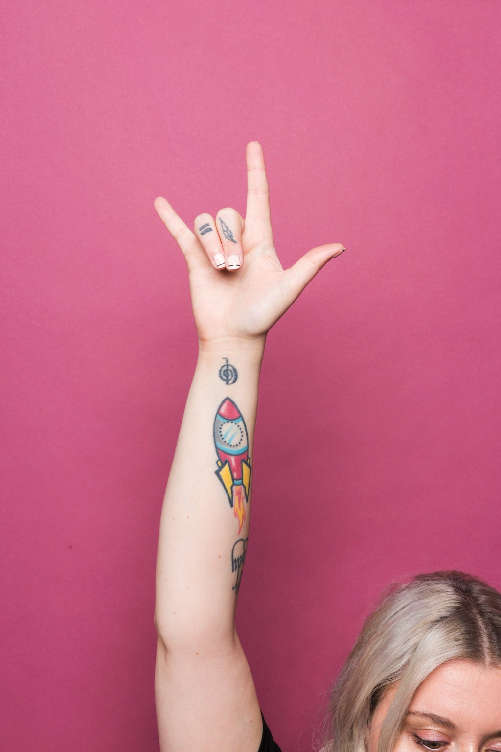 ASL Sign for ILY