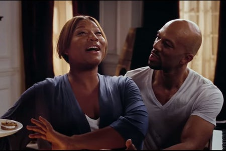 Queen Latifah and Common Just Wright