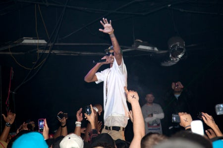 nipsey hussle performing