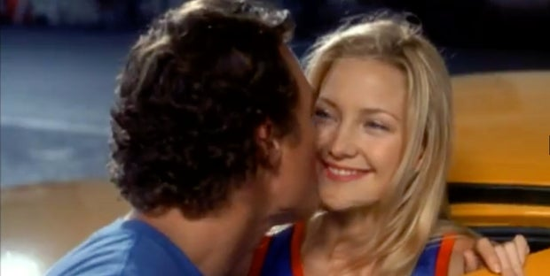 How to Lose a Guy in 10 days Kate Hudson Matthew McConaughey