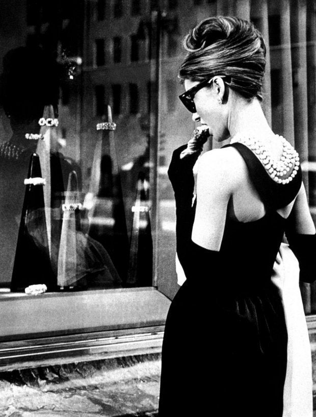 breakfast at tiffanys back