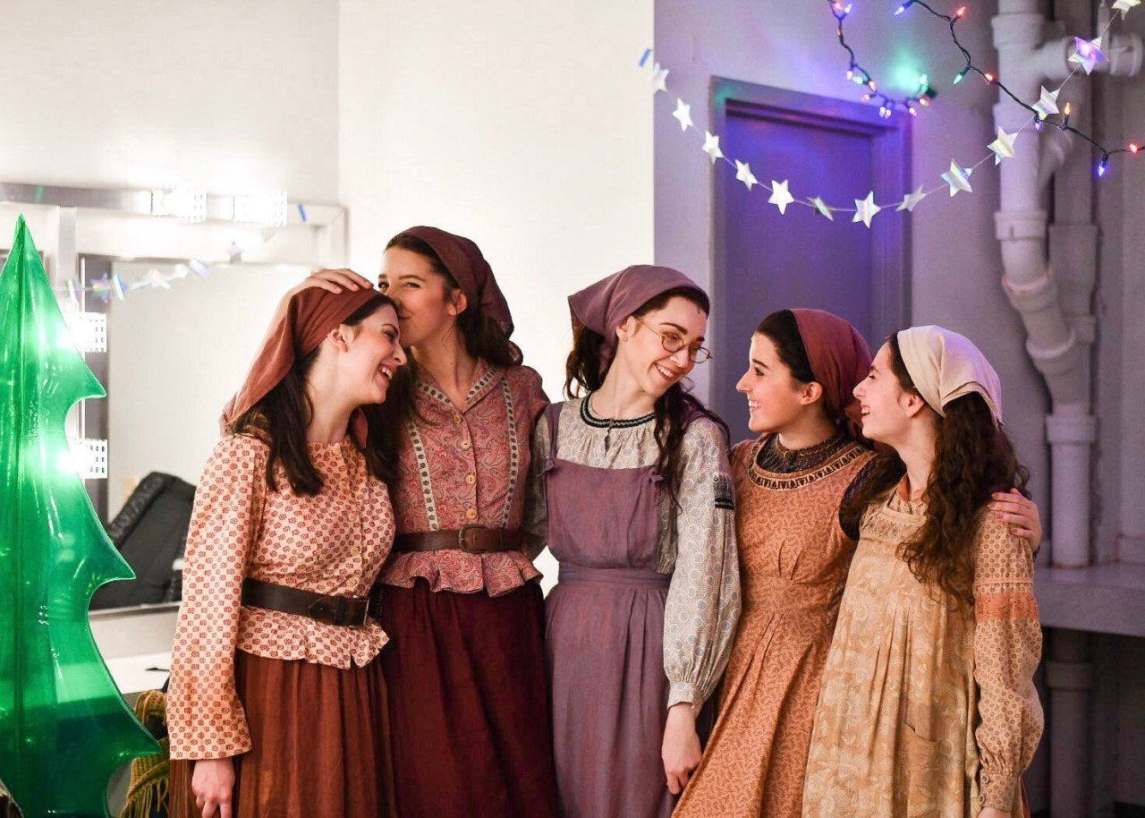 Fiddler on the Roof Broadway Tour cast