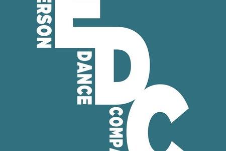 Logo for Emerson Dance Company