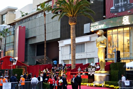 oscars ceremony academy awards