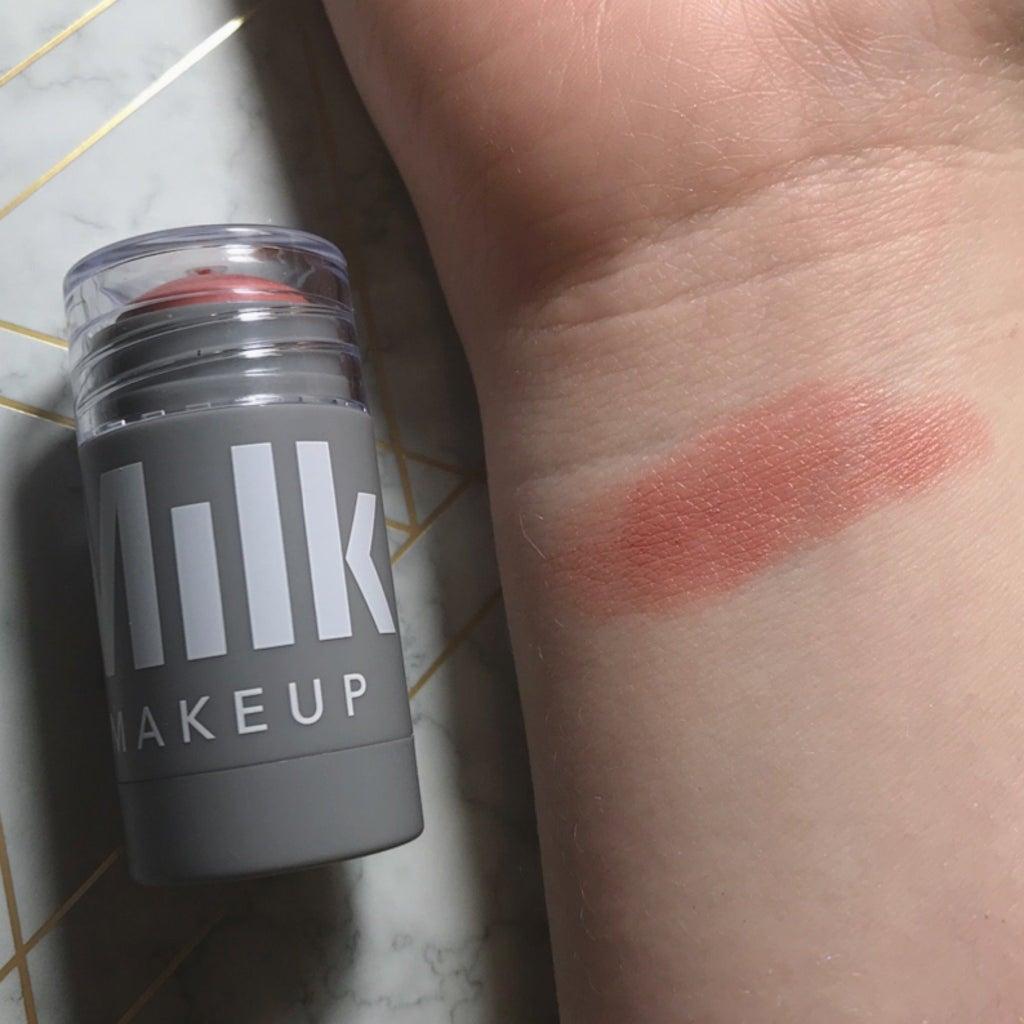 milk makeup swatch