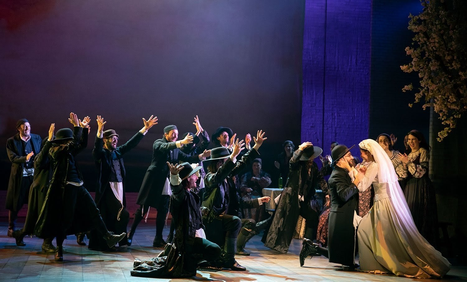 Fiddler on the Roof touring Broadway production