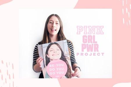 Hero Image made from original photo taken of Kim Davison for her GRL PWR interview