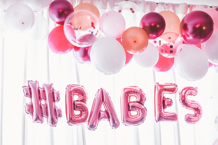 galentine\'s day party
