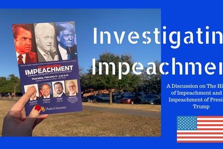 Investigating Impeachment