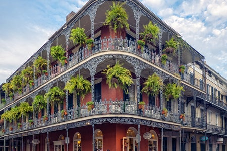 New Orleans 3 Story