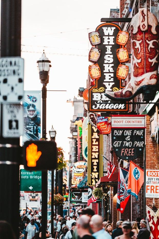 Nashville, TN neon signs