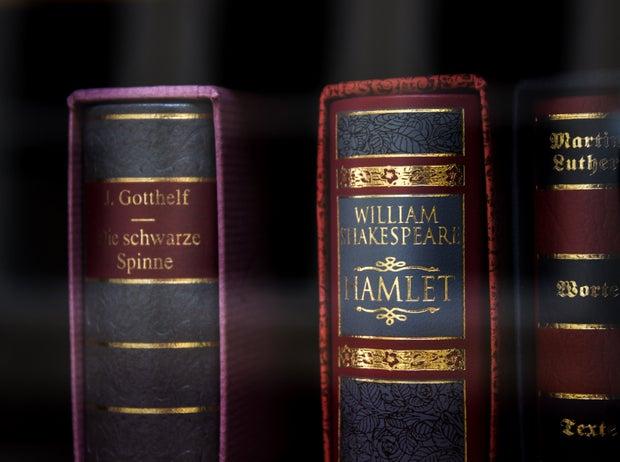 Hamlet book
