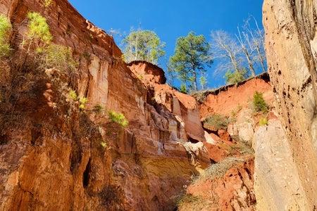 Providence Canyon GA