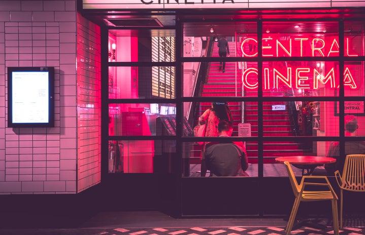 Pink Movie Theater
