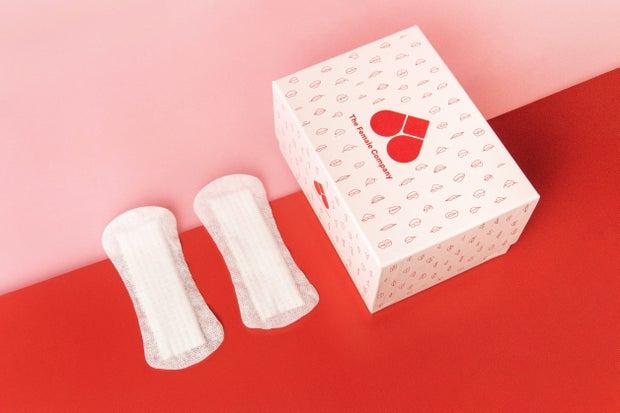 Box and pads