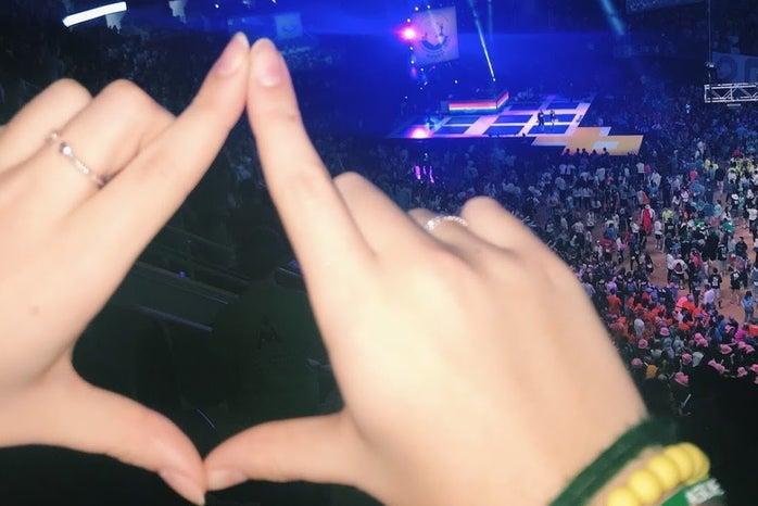 Four Diamonds Hand
