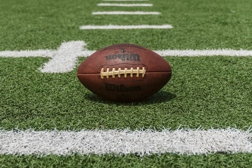 Football in turf