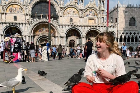 isabella acitelli in Venice