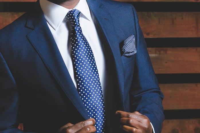 men\'s fashion, man in suit