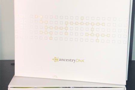 Ancestry DNA Box
