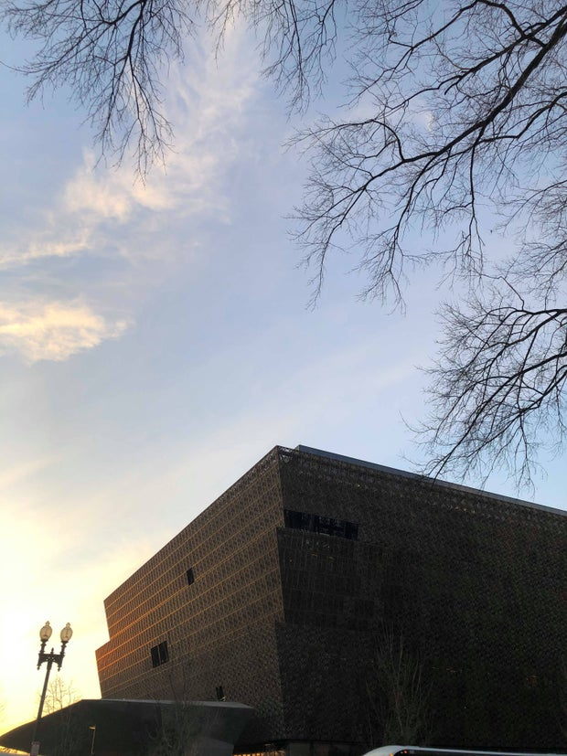 Top of building dusk