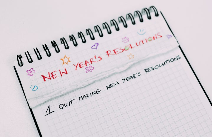 new years resolution no resolution