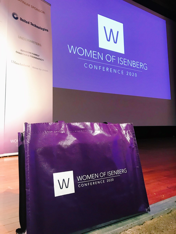 conference swag bag