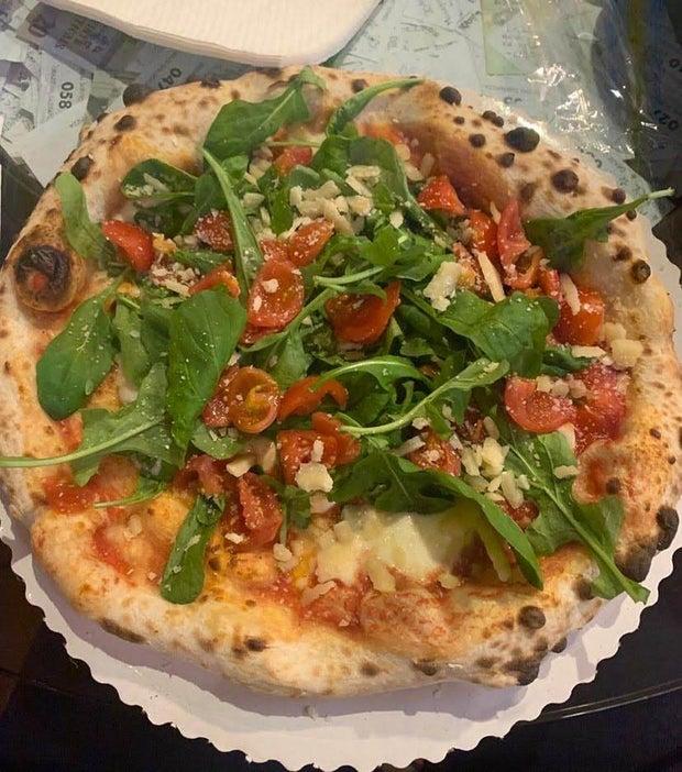 cristina pizza