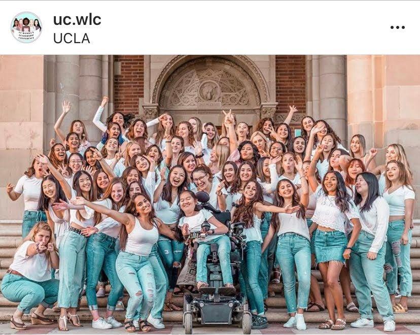 UCLA Women\'s Leadership Conference