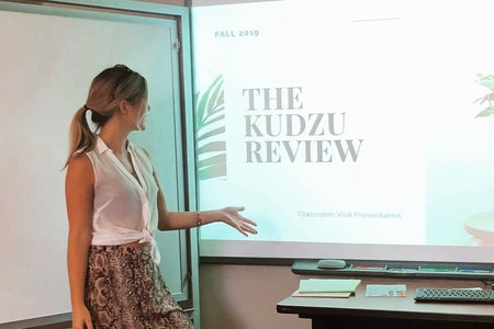 reagan kudzu presentation