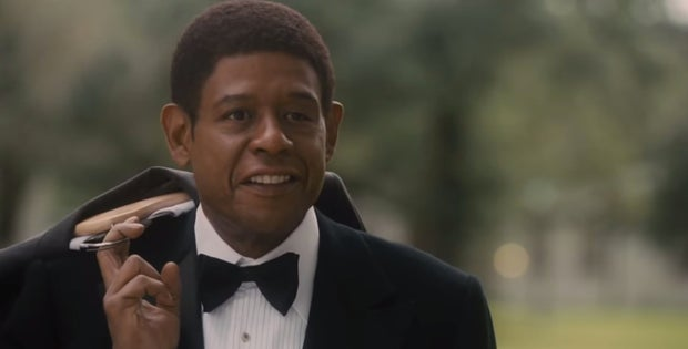 forest whitaker the butler movie