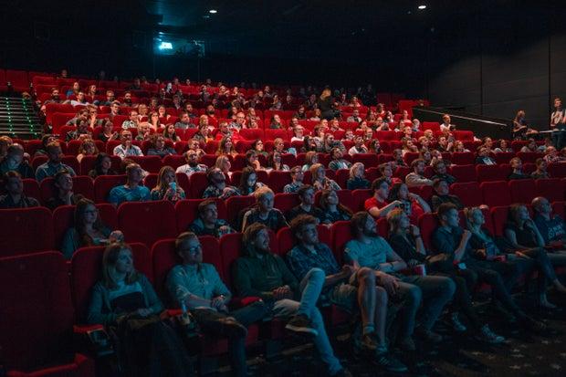 Red Movie Theatre