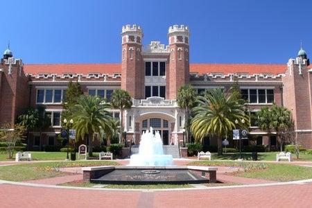 Florida State University's Westcott building