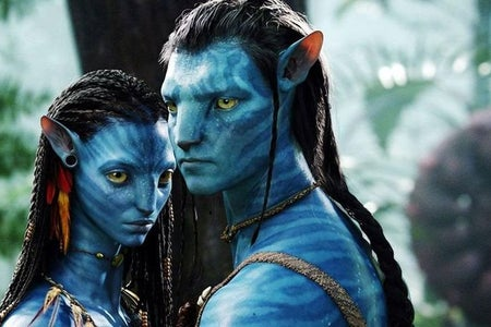 Avatar - Navi People - main characters of the film