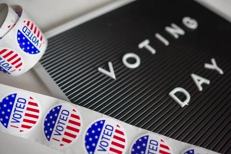 politics -voting