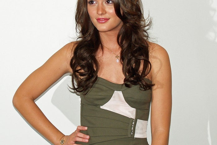 Leighton Meester from Gossip Girl