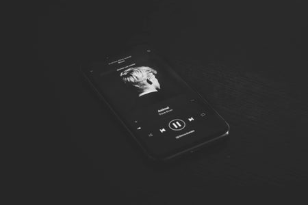 Spotify, phone, music, app