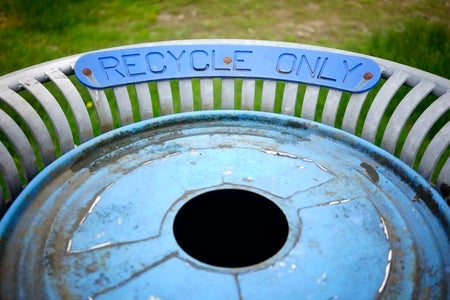 recycle only