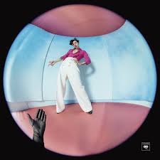 Fine line album cover