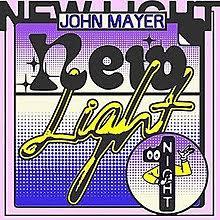 New Light album cover